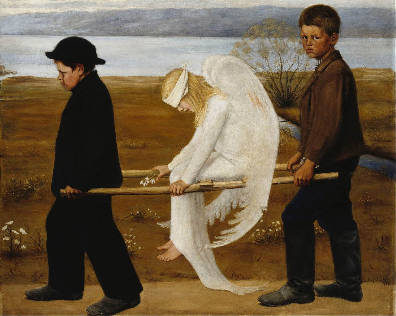 aHugo_Simberg_-_The_Wounded_Angel_-_Google_Art_Project